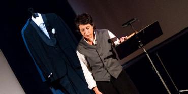 Giuliana Musso al Teatro G. Comisso