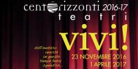 Centorizzonti Teatri 2016/17