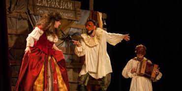 Romeo e Giulietta - L'amore è saltimbanco